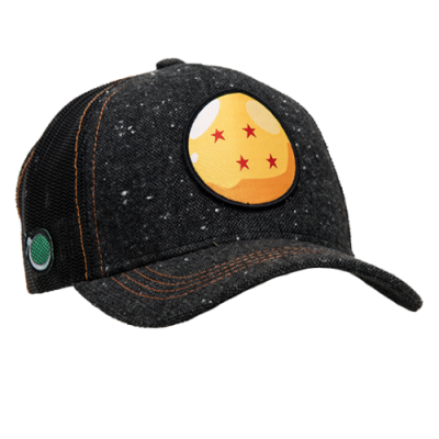 CapsLab Dragon Ball Z Crystal Trucker Cap