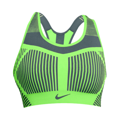 Nike Wmns FE/NOM Flyknit High-Support Non-Padded Bra