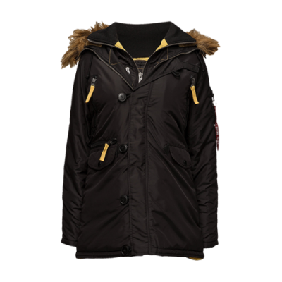 Alpha Industries Wmns PPS N3B Cold Weather Jacket