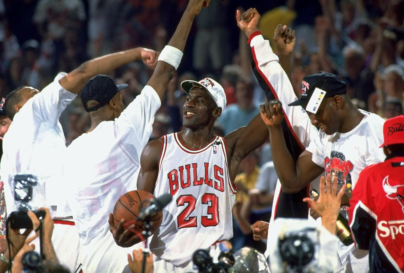 Sneakers of the champion: what did Jordan wear when he won the NBA rings?